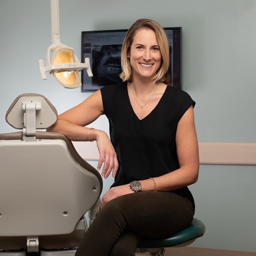brittany bergeron dds